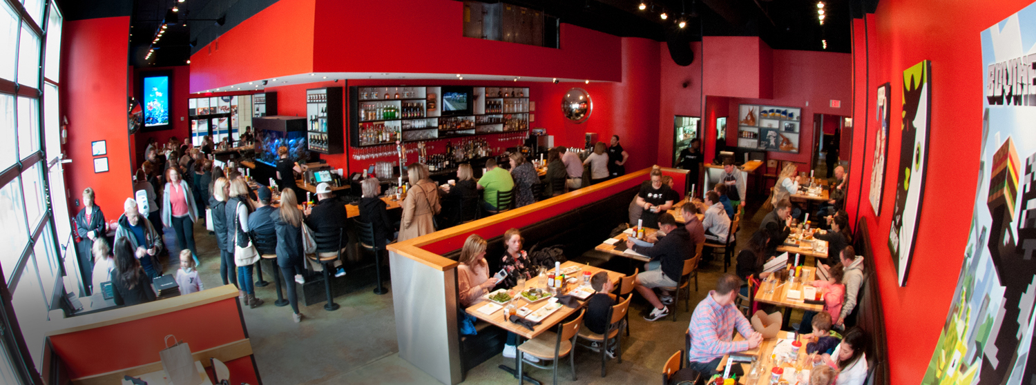 Restaurants Open On Christmas Day Charlotte Nc.The Cowfish Sushi Burger Bar